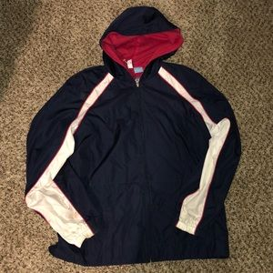 Fuda Vintage Sports Jacket Size L (100% Polyester)